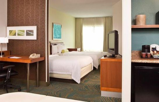 Zimmer SpringHill Suites Boston Peabody
