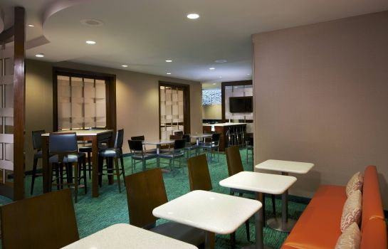 Restaurant SpringHill Suites Newark Liberty International Airport