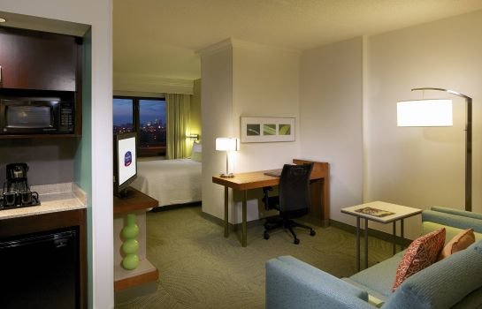 Suite SpringHill Suites Newark Liberty International Airport