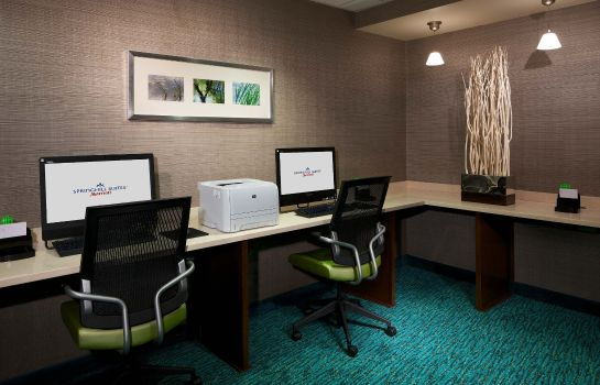 info SpringHill Suites Newark Liberty International Airport