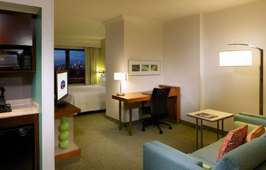 Chambre SpringHill Suites Newark Liberty International Airport