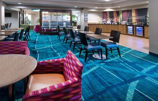 Restaurant SpringHill Suites Greensboro