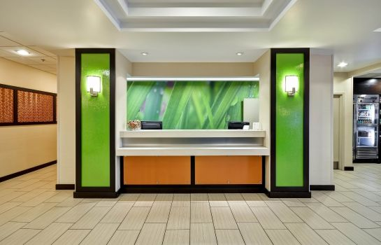 Hotelhalle SpringHill Suites Houston Hobby Airport