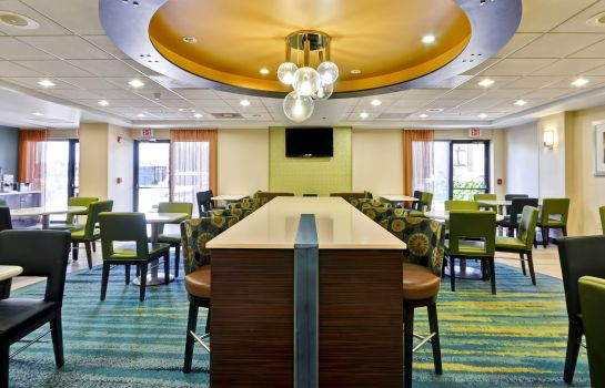Restaurant SpringHill Suites Houston Hobby Airport