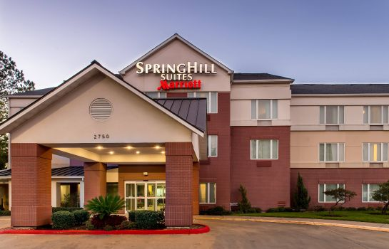 Außenansicht SpringHill Suites Houston Brookhollow