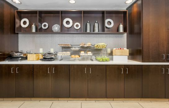 Restaurant SpringHill Suites Houston Brookhollow