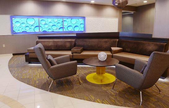 Lobby SpringHill Suites Dulles Airport