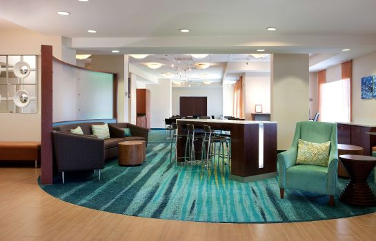 Hotel-Bar SpringHill Suites Los Angeles LAX/Manhattan Beach