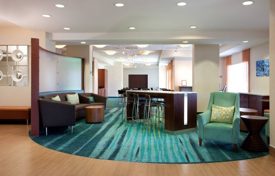 Bar del hotel SpringHill Suites Los Angeles LAX/Manhattan Beach