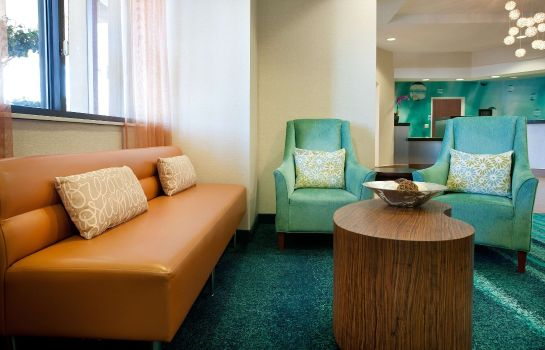 Hotelhalle SpringHill Suites Los Angeles LAX/Manhattan Beach