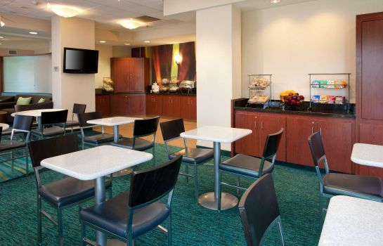 Restaurant SpringHill Suites Los Angeles LAX/Manhattan Beach