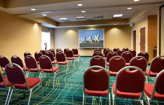 Sala de reuniones SpringHill Suites Los Angeles LAX/Manhattan Beach
