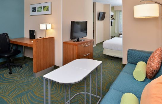 Zimmer SpringHill Suites Pasadena Arcadia