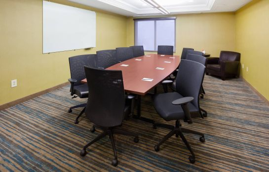 Conference room SpringHill Suites Minneapolis Eden Prairie