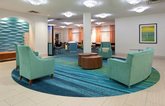 Hotelhalle SpringHill Suites Portland Airport