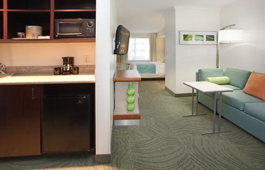 Zimmer SpringHill Suites Portland Airport