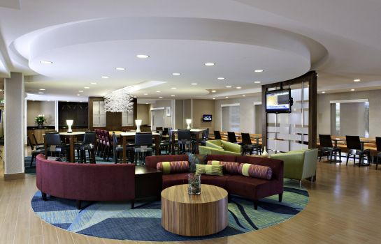 Hotelhalle SpringHill Suites Scottsdale North