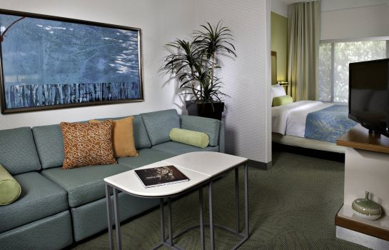 Suite SpringHill Suites Scottsdale North