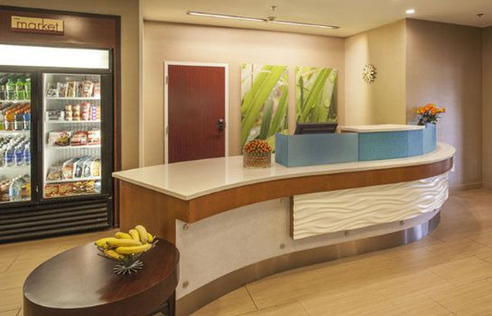 Hall SpringHill Suites Phoenix Tempe/Airport