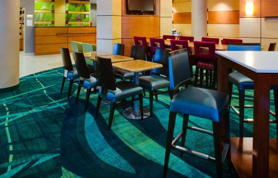 Hotelhalle SpringHill Suites Savannah Airport