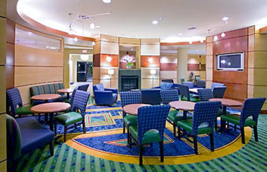 Hotelhal SpringHill Suites Savannah Airport