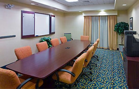 Conference room SpringHill Suites Savannah Airport