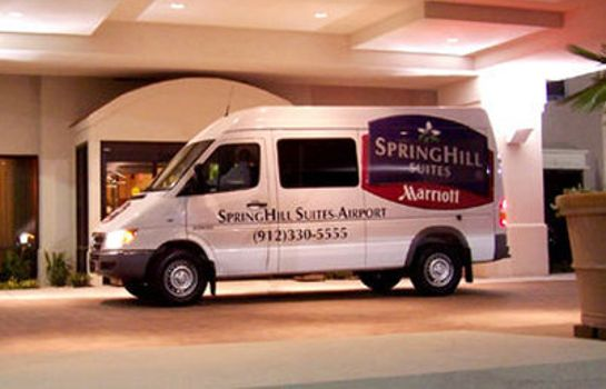 Information SpringHill Suites Savannah Airport