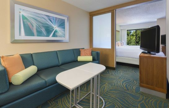 Room SpringHill Suites South Bend Mishawaka