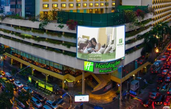 Exterior view Holiday Inn BANGKOK SILOM