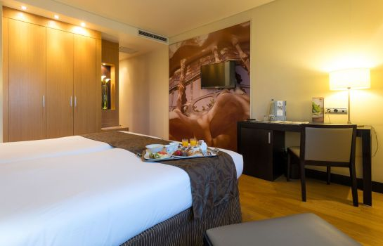Double room (superior) Eurostars Monumental