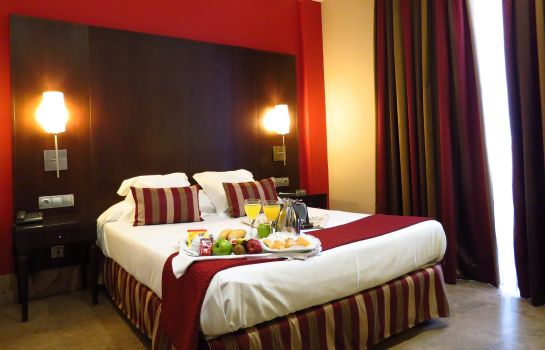 Double room (superior) Atrio