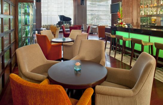 Hotel bar Holiday Inn BANGKOK SILOM