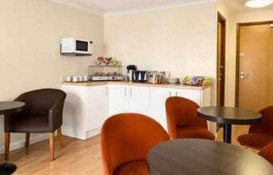 Restaurant Days Inn Leicester Forest East Welcome Break Service Area