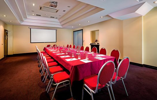 Sala konferencyjna Great National Central Hotel Tullamore