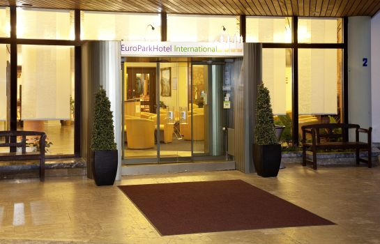 Außenansicht Europarkhotel International