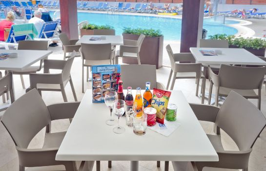 Bar del hotel Hotel GHT Costa Brava & SPA***