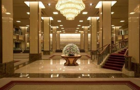 Hotelhalle Imperial Hotel Tokyo