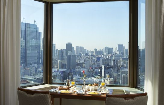 Zimmer Imperial Hotel Tokyo