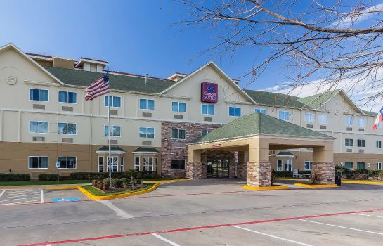 Außenansicht Comfort Suites North Dallas