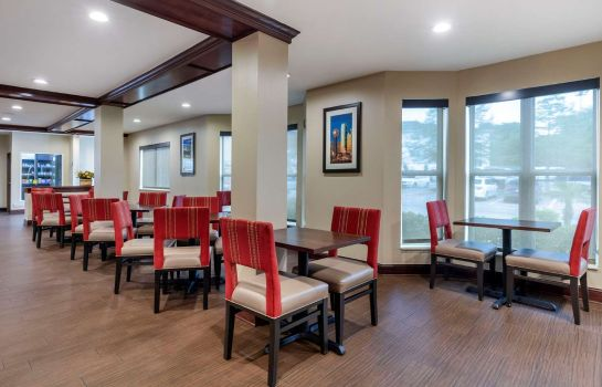 Restaurant Comfort Suites North Dallas