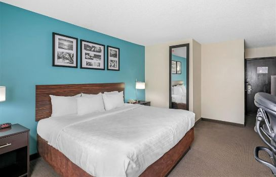 Zimmer Clarion Inn and Suites DFW North
