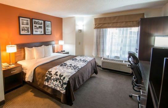 Chambre Sleep Inn DFW North