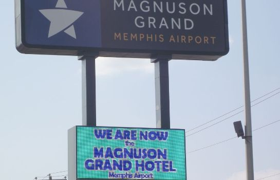 Surroundings Magnuson Grand Memphis Airport - Graceland
