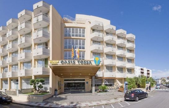 Info Hotel GHT Oasis Tossa & Spa