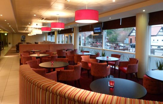 Hotel-Bar Holiday Inn Express CHESTER - RACECOURSE