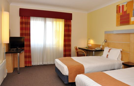 Zimmer Holiday Inn Express CHESTER - RACECOURSE