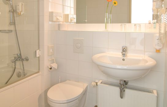 Badezimmer ACHAT Apart Serviced Apartments