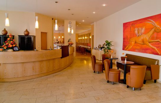 Empfang ACHAT Apart Serviced Apartments