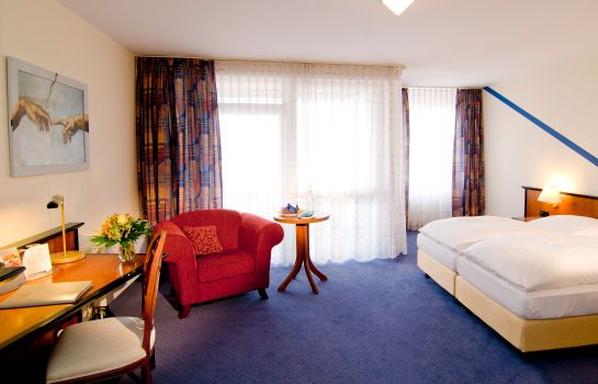 Doppelzimmer Komfort ACHAT Apart Serviced Apartments