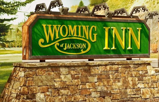 Buitenaanzicht Wyoming Inn of Jackson Hole